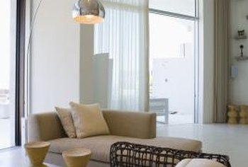 The Best Curtains for Open Floor Plans | Home Guides | SF Gate