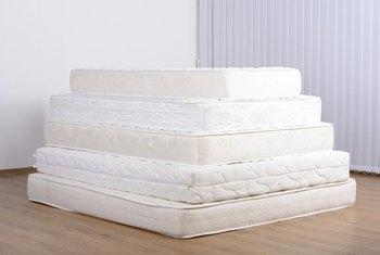 The thicker the mattress the better the sleep for people at the top end of the weight scale.