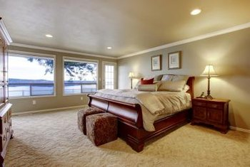let your carpet reflect the luxury of your bedroom decor - Best Carpet For Bedrooms