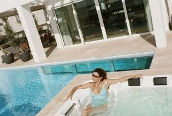 Hot tub stabilizer is a misnomer for a chemical often used in swimming pools.