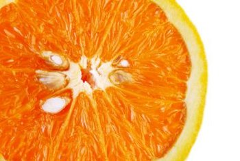 Citrus fruits contain antioxidants.