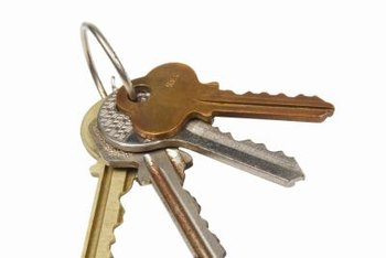 Lenders call the keys they receive in the mail 'jingle mail.'