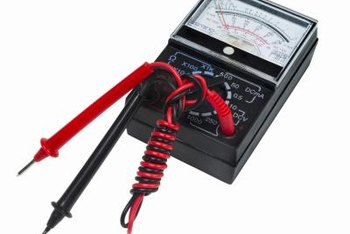 Learning to use a multimeter will help you troubleshoot a variety of equipment.