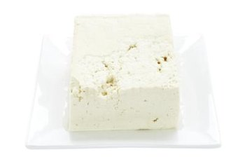 Tofu is the main ingredient in some vegan sour cream substitutes.