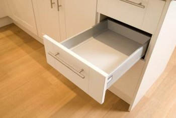 Drawers should open and close with no fanfare.