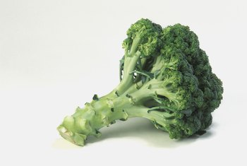 Eating broccoli in the morning can motivate you to eat well all day.