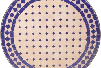Tiled designs are as vast as your imagination.