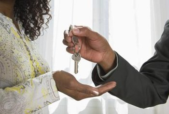 Your agreement of sale determines when you get the keys to your own home.