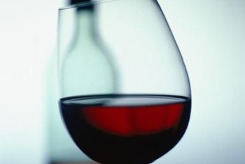 Red wine has heart-health benefits.