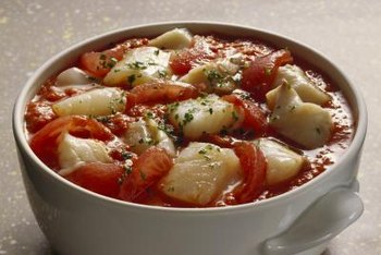 Tomato-based stews can be too acidic for some diners.