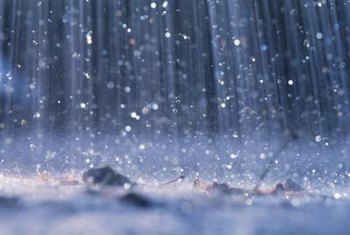 Capturing rain saves you money on your municipal water bill.