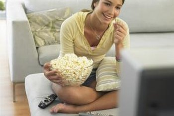 You can have popcorn while you're dieting, just not the whole bowl.