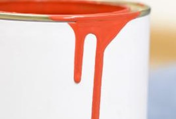 Choosing the right kind of paint is important with plywoods.