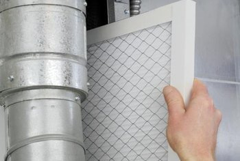 Your furnace needs a clean filter to function at its best.