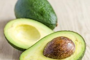 Avocados are rich in glutathione.