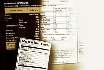 Always check the ingredient list before purchasing a food.
