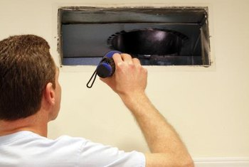 Clean ducts and filters at least once or twice a year for good airflow.