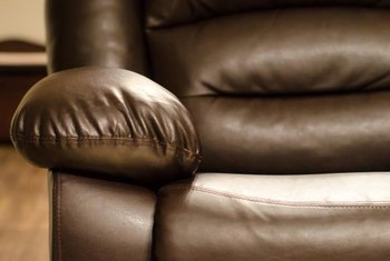 A properly padded recliner arm is essential to a comfortable seat.