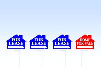 Selling the landlord's interest in rental property doesn't affect the terms of the lease.