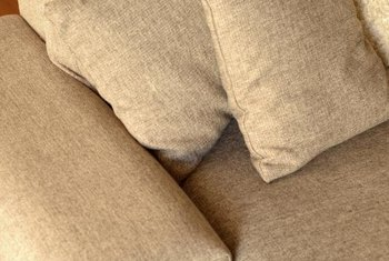 Burlap is zen and minimalist -- and extremely economical.