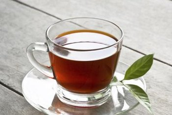 Tea is among the common sources of tannins.