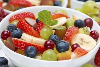 Fruit is a nutritious addition to your breakfast -- for your kidneys and your entire body.
