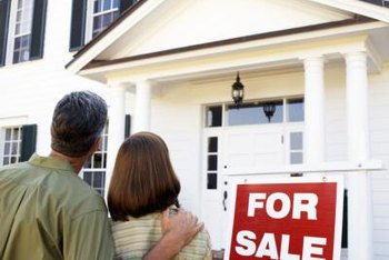 Homebuyers withdraw offers if they find a better property or can't get financing.