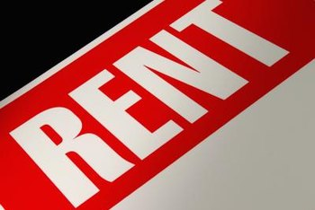 Determine your expected return on rent before investing in a rental property.