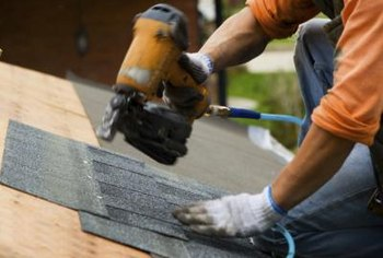 Asphalt shingles cover the majority of U.S. roofs.