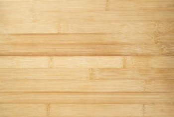 Bamboo comes in tongue-and-groove planks, just like hardwood.