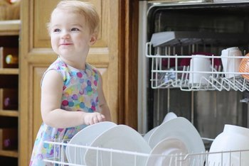 Bosch dishwashers are the quietest on the market.