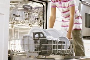 Today's dishwashers, on the whole, use water very efficiently.