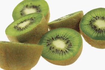 Add kiwis to your diet if you need an extra dose of Vitamin C.