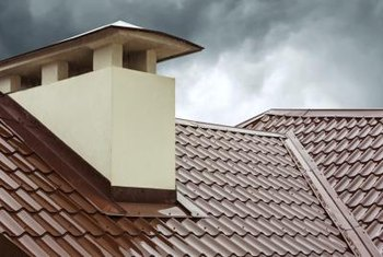 Modern metal roofs have little in common with old-fashioned corrugated roofs.