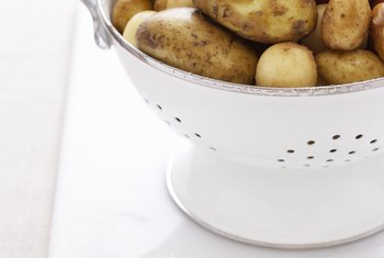 You may want to eat fewer potatoes if you are on a diet.