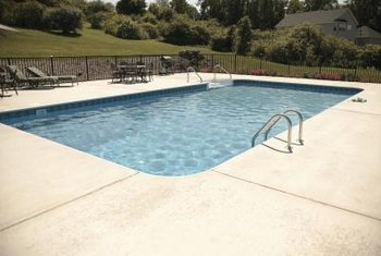 Swimming pools stay clean and fresh with the help of a good filter system.
