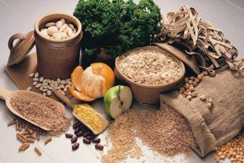 Choose whole grains over refined grains to reap health benefits.