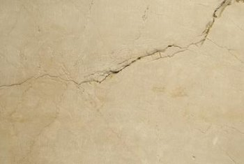 Fill old cracks to give the wall a fresh, smooth look.