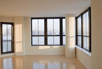 California Building Codes regulate the size and location of double-hung windows.