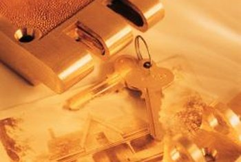 There are inexpensive ways to make your home more secure.