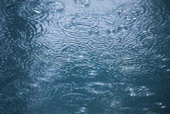 Proper treatment of rainwater can extend drinking water supplies.