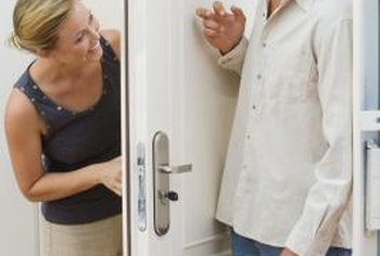 Changing door direction involves modifications to the jamb.