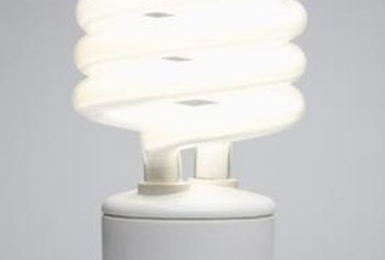 CFLs use less electricity than traditional bulbs and a wide light spectrum.