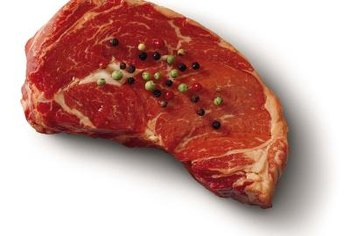Meat is a good source of phosphorus.