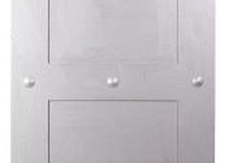 steel doors provide an excellent thermal barrier but rarely match a homeu0027s existing decor