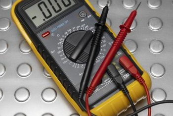 A tester is used to check an electrical circuit before doing any wiring.