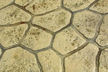 Today's stone and rock floors are both beautiful and comfortable.