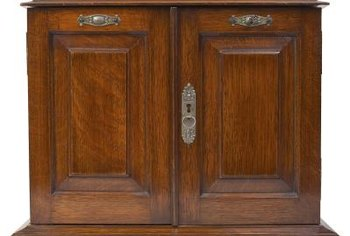 Employ the tricks antique restorers use to remove scratches in wood furniture.