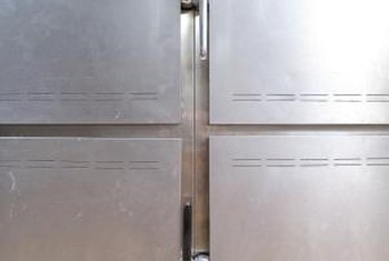 A freezer can be stored for long periods if properly prepared.