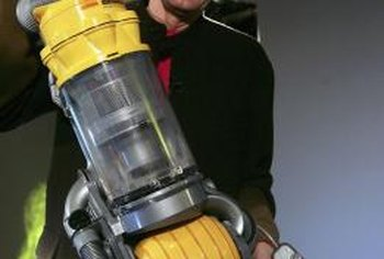 James Dyson revolutionized cleaning with his bagless vacuum designs.